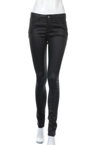 Дамски панталон 2ND Day, Размер S, Цвят Черен, 64% памук, 32% полиестер, 4% еластан, Цена 21,74лв.