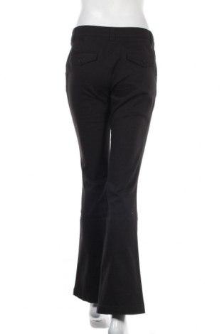 Дамски панталон Ajc, Размер M, Цвят Черен, 97% памук, 3% еластан, Цена 29,16лв.
