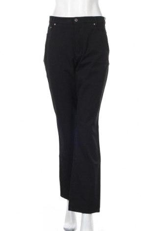 Дамски панталон Anna Montana, Размер M, Цвят Черен, 94% памук, 6% еластан, Цена 13,65лв.