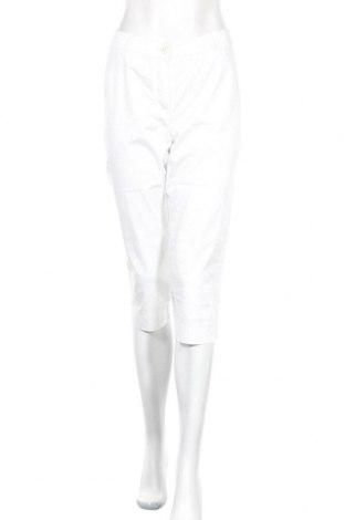 Дамски панталон Betty Barclay, Размер M, Цвят Бял, Цена 17,76лв.