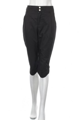 Γυναικείο παντελόνι Bitte Kai Rand, Μέγεθος L, Χρώμα Μαύρο, 58% βαμβάκι, 42% πολυαμίδη, Τιμή 6,55€