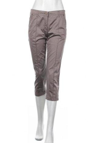 Γυναικείο παντελόνι Brax Golf, Μέγεθος S, Χρώμα Γκρί, 97% βαμβάκι, 3% ελαστάνη, Τιμή 8,41€