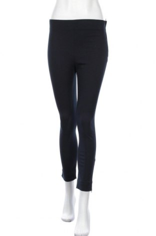 Дамски панталон COS, Размер S, Цвят Син, 96% памук, 4% еластан, Цена 115,29лв.