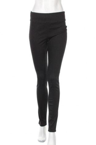 Γυναικείο παντελόνι Cha Cha, Μέγεθος M, Χρώμα Μαύρο, 98% βαμβάκι, 2% ελαστάνη, Τιμή 11,14€