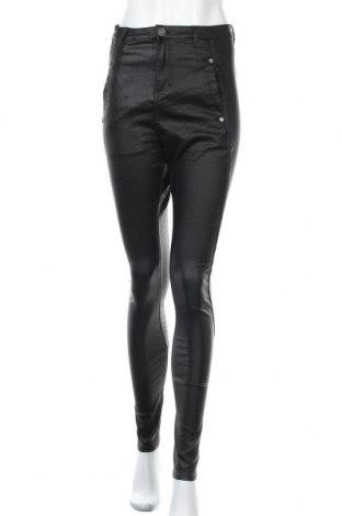 Γυναικείο παντελόνι Floyd By Smith, Μέγεθος S, Χρώμα Μαύρο, 79% βισκόζη, 18% πολυαμίδη, 3% ελαστάνη, Τιμή 7,80€