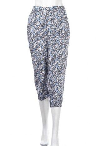 Дамски панталон Fransa, Размер L, Цвят Многоцветен, Вискоза, Цена 16,17лв.