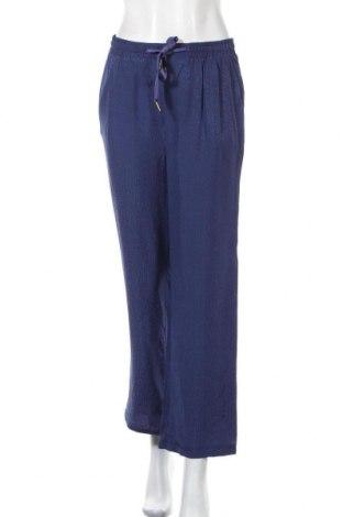 Дамски панталон Friday, Размер XS, Цвят Син, 50% вискоза, 50% тенсел, Цена 9,82лв.
