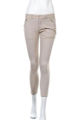 Дамски панталон Gap, Размер S, Цвят Сив, 98% памук, 2% еластан, Цена 8,82лв.