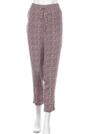 Дамски панталон Gina Tricot, Размер M, Цвят Многоцветен, Полиестер, Цена 26,93лв.