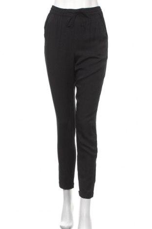 Дамски панталон Guido Maria Kretschmer, Размер S, Цвят Черен, 65% вискоза, 35% полиамид, Цена 33,92лв.