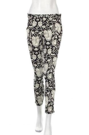 Дамски панталон H&M, Размер S, Цвят Черен, 65% памук, 33% полиестер, 2% еластан, Цена 7,09лв.