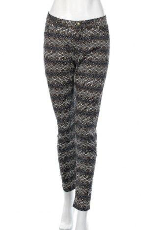 Дамски панталон H&M, Размер XL, Цвят Многоцветен, 98% памук, 2% еластан, Цена 24,94лв.