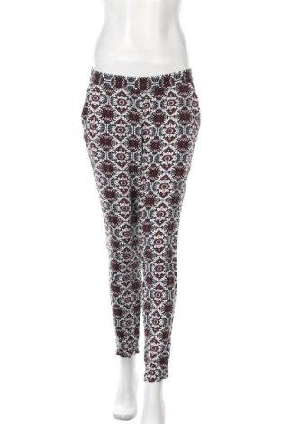 Дамски панталон H&M Divided, Размер M, Цвят Многоцветен, Вискоза, Цена 10,75лв.