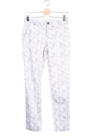 Дамски панталон H&M L.O.G.G., Размер XS, Цвят Многоцветен, 98% памук, 2% еластан, Цена 14,70лв.