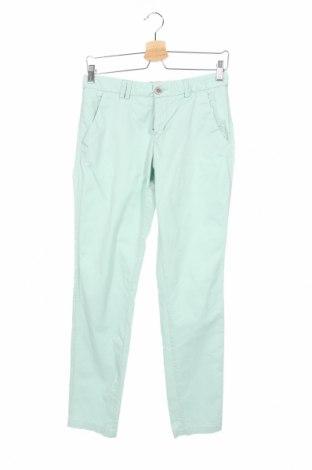 Дамски панталон H&M L.O.G.G., Размер S, Цвят Зелен, Цена 20,95лв.