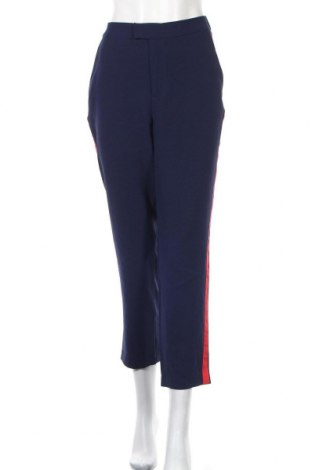 Дамски панталон H&M L.O.G.G., Размер XL, Цвят Син, Цена 28,93лв.