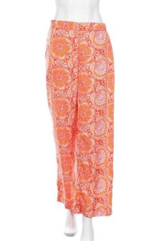 Γυναικείο παντελόνι Holly & Whyte By Lindex, Μέγεθος M, Χρώμα Πολύχρωμο, Πολυεστέρας, Τιμή 12,47€