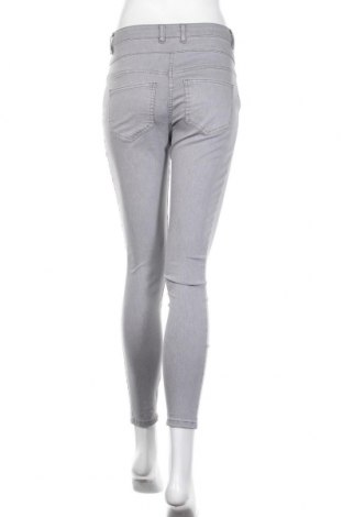 Дамски панталон Lascana, Размер S, Цвят Сив, 66% памук, 31% полиестер, 3% еластан, Цена 20,88лв.
