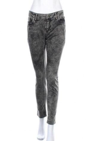 Дамски панталон Lisa Campione, Размер L, Цвят Зелен, 98% памук, 2% еластан, Цена 24,08лв.