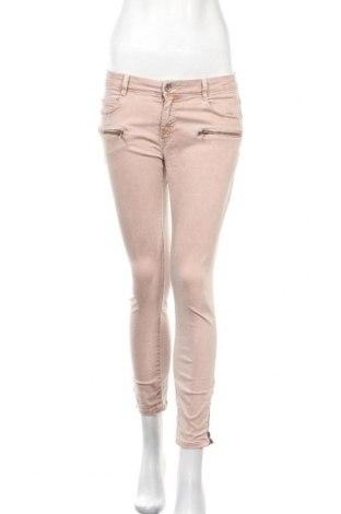 Дамски панталон Mango, Размер S, Цвят Розов, Цена 9,71лв.