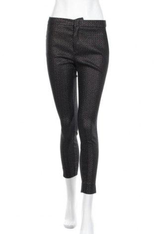 Дамски панталон Mango, Размер S, Цвят Златист, 70% памук, 22% полиамид, 6% метални нишки, 2% еластан, Цена 12,96лв.
