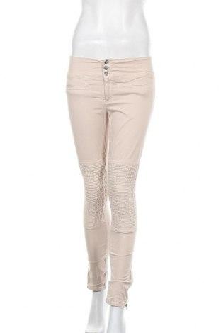 Дамски панталон Noa Noa, Размер S, Цвят Бежов, Цена 9,98лв.