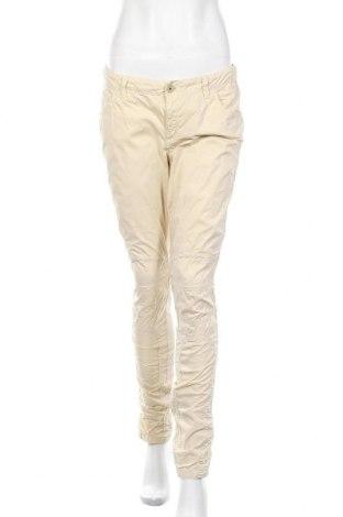 Дамски панталон Noa Noa, Размер M, Цвят Екрю, 98% памук, 2% еластан, Цена 18,49лв.