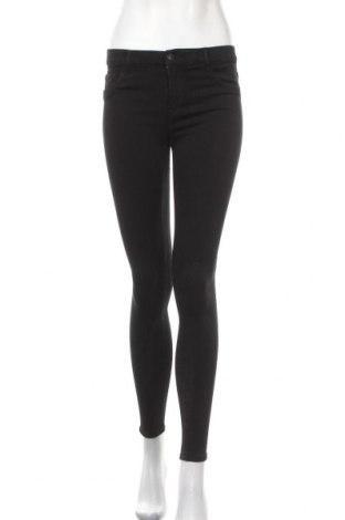 Γυναικείο παντελόνι ONLY, Μέγεθος S, Χρώμα Μαύρο, 53% βισκόζη, 29% βαμβάκι, 17% πολυεστέρας, 1% ελαστάνη, Τιμή 16,05€
