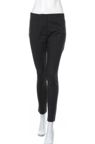 Дамски панталон ONLY, Размер M, Цвят Черен, 57% памук, 41% полиамид, 2% еластан, Цена 24,84лв.