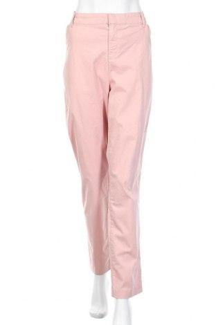 Γυναικείο παντελόνι Old Navy, Μέγεθος 3XL, Χρώμα Ρόζ , 96% βαμβάκι, 4% ελαστάνη, Τιμή 16,66€