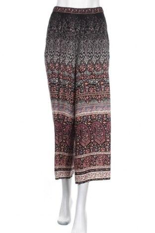 Γυναικείο παντελόνι Oysho, Μέγεθος S, Χρώμα Πολύχρωμο, Βισκόζη, Τιμή 11,14€