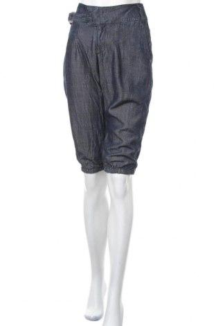 Дамски панталон Part Two, Размер S, Цвят Син, Тенсел, Цена 10,58лв.