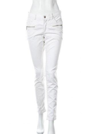 Дамски панталон Patrizia Dini, Размер M, Цвят Бял, Цена 27,93лв.