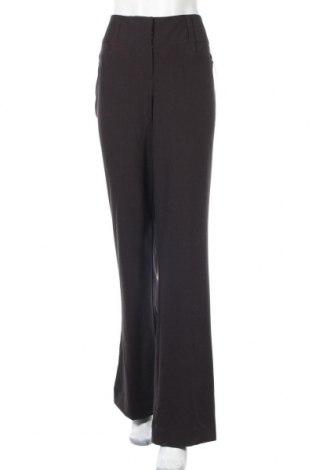 Дамски панталон Ricki's, Размер M, Цвят Сив, 63% полиестер, 32% вискоза, 5% еластан, Цена 9,98лв.