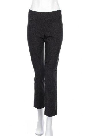 Дамски панталон S.C & Co, Размер S, Цвят Черен, 76% вискоза, 21% полиамид, 3% еластан, Цена 7,37лв.