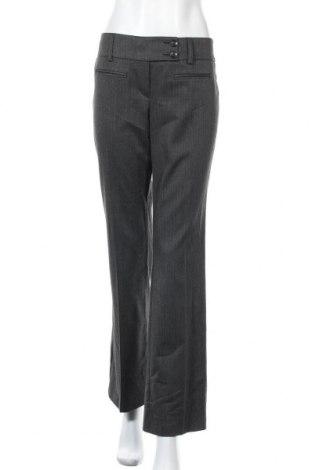Дамски панталон S.Oliver, Размер M, Цвят Сив, 65% полиестер, 32% вискоза, 3% еластан, Цена 9,70лв.
