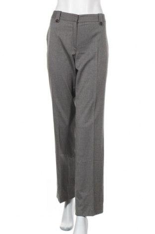 Дамски панталон S.Oliver, Размер M, Цвят Кафяв, 49% вискоза, 49% полиестер, 2% еластан, Цена 7,61лв.