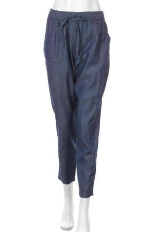 Γυναικείο παντελόνι Soya Concept, Μέγεθος M, Χρώμα Μπλέ, 100% βαμβάκι, Τιμή 13,51€
