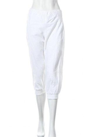 Γυναικείο παντελόνι Soya Concept, Μέγεθος L, Χρώμα Λευκό, Βαμβάκι, Τιμή 10,00€