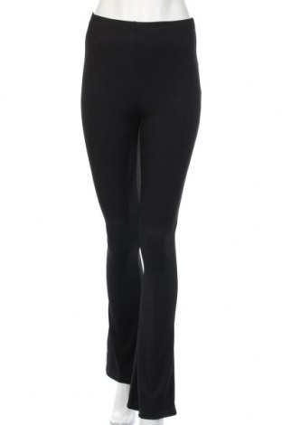 Γυναικείο παντελόνι Topshop, Μέγεθος M, Χρώμα Μαύρο, 93% πολυεστέρας, 7% ελαστάνη, Τιμή 27,28€