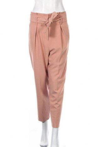 Γυναικείο παντελόνι Topshop, Μέγεθος M, Χρώμα Ρόζ , 78% πολυεστέρας, 17% βισκόζη, 5% ελαστάνη, Τιμή 14,19€