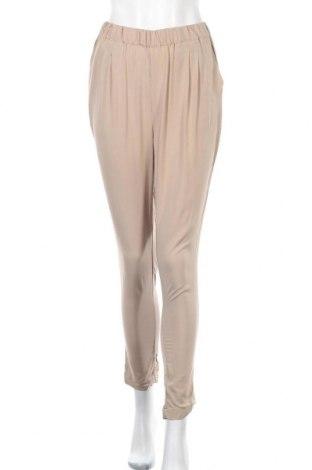 Pantaloni de femei Vero Moda, Mărime S, Culoare Bej, Viscoză, Preț 23,87 Lei