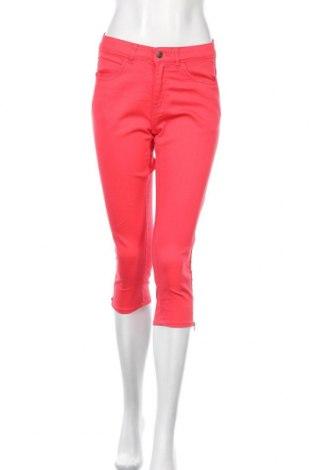 Γυναικείο παντελόνι Vrs Woman, Μέγεθος S, Χρώμα Κόκκινο, 84% βαμβάκι, 14% πολυεστέρας, 2% ελαστάνη, Τιμή 13,64€