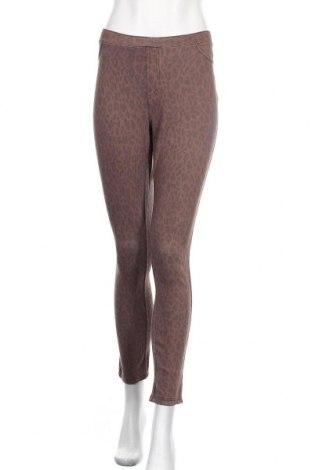 Γυναικείο παντελόνι Woman By Tchibo, Μέγεθος XL, Χρώμα Καφέ, 75% βαμβάκι, 21% πολυεστέρας, 4% ελαστάνη, Τιμή 8,02€