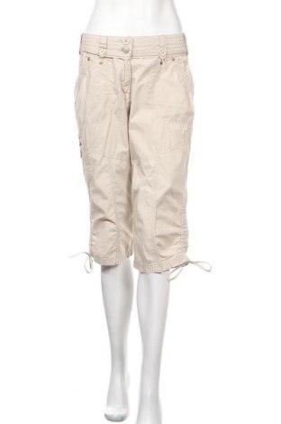 Дамски панталон Yessica, Размер M, Цвят Бежов, Памук, Цена 5,00лв.