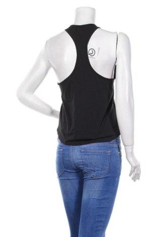 Γυναικείο αμάνικο μπλουζάκι Adidas, Μέγεθος S, Χρώμα Μαύρο, Βαμβάκι, Τιμή 22,81€
