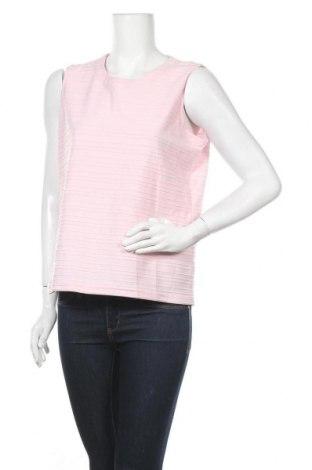 Γυναικείο αμάνικο μπλουζάκι Alia, Μέγεθος M, Χρώμα Ρόζ , 65% πολυεστέρας, 35% βαμβάκι, Τιμή 3,41€