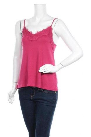 Дамски потник Amisu, Размер S, Цвят Розов, 65% модал, 35% полиестер, Цена 18,48лв.