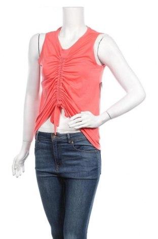 Γυναικείο αμάνικο μπλουζάκι Athletic Works, Μέγεθος XS, Χρώμα Ρόζ , 74% πολυεστέρας, 19% lyocell, 7% ελαστάνη, Τιμή 5,79€