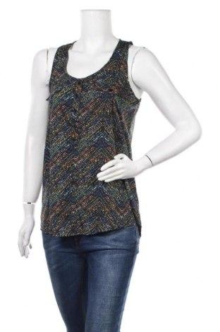 Γυναικείο αμάνικο μπλουζάκι Cha Cha, Μέγεθος S, Χρώμα Πολύχρωμο, Πολυεστέρας, Τιμή 3,18€